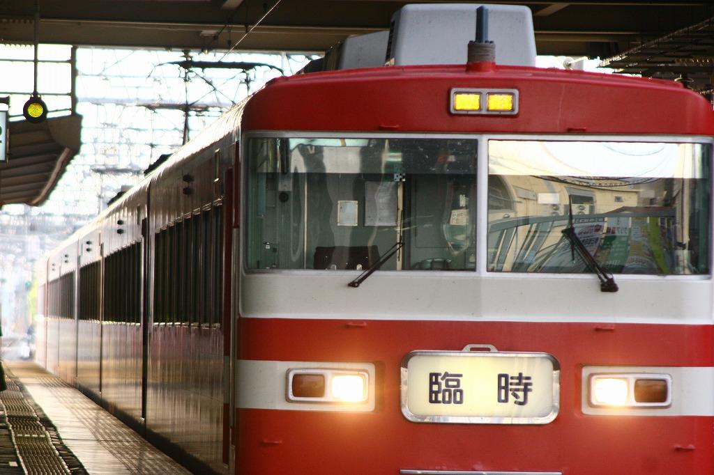 臨時列車祭り!GWの東武を見る: 鉄道少年の唄
